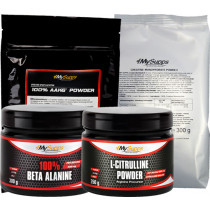 My Supps Pre-Workout Stack - Profi