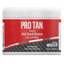 Pro Tan Instant Hot Quick Bronze - Top Coat Sheen 58g