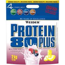 Weider Protein 80 Plus 2000g Beutel
