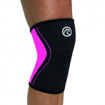 Rehband RX Kniebandage 5mm schwarz / pink