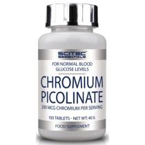 Scitec Nutrition Chromium Picolinate - 100 Tabletten