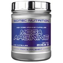 Scitec Mega Arginin Caps - 140 Kapseln