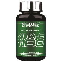 Scitec Nutrition Vitamin C 1100 - 100 Kapseln