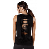 Workout Empire Slay Tank - Obsidian Schwarz
