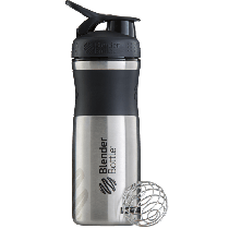 Blender Bottle SportMixer Stainless Steel Shaker - 820ml