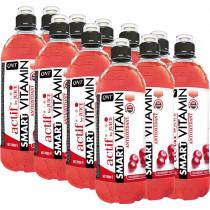 QNT Smart Vitamin - 12x 700 ml Drink