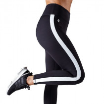 Workout Empire Strike Leggings - Obsidian Schwarz