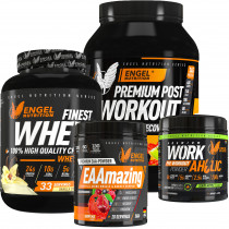 Engel Nutrition Ultimate Muscle Building Stack