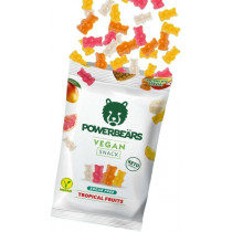 Powerbeärs Vegan Snack - 50g