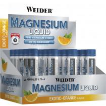 Weider Magnesium Liquid - 20 Ampullen