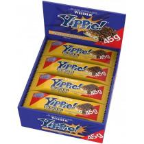 Weider Yippie! Protein Bar - 12x 45g
