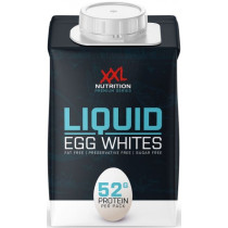 XXL Nutrition 100% Egg Whites - flüssiges Eiklar - 483 ml
