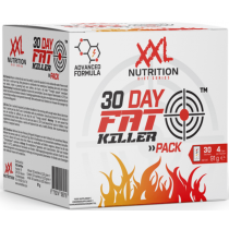 XXL Nutrition 30 Day Fat Killer Pack