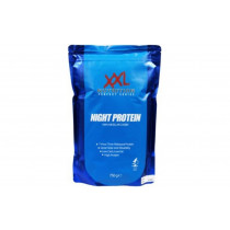 XXL Nutrition Night Protein Neutral 750g - MHD 30.04.2021