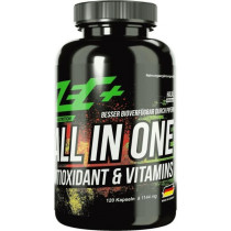 ZEC+ All in One Antioxidant & Vitamins - 120 Kapseln