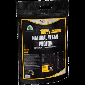 My Supps 100% Natural Vegan Protein - 2000g