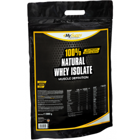 My Supps 100% Whey Isolat- 2000g