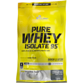 Olimp Pure Whey Isolate 95 - 600g