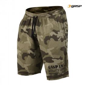 GASP Thermal Shorts - camoprint