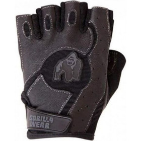 Gorilla Wear Mitchell Training Gloves - Schwarz