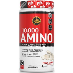 All Stars Amino 10.000 - 300 Tabletten