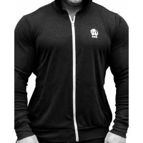 Universal Nutrition ANIMAL Hooded Zipper Sweatshirt - Charcoal