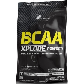 Olimp BCAA Xplode Powder - 1000g Zip-Beutel