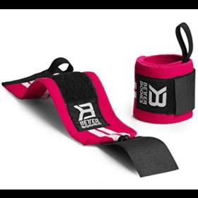 Better Bodies Womens Wrist Wraps - hot pink