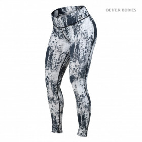 Better Bodies Bowery Tights black/white