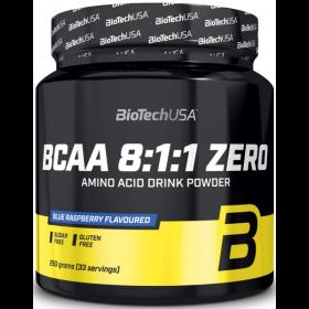 BioTechUSA BCAA 8:1:1 Zero - 250 g