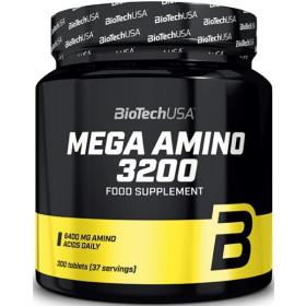 BioTechUSA Mega Amino 3200 - 300 Tabletten