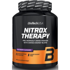 BioTechUSA Nitrox Therapy - 680g