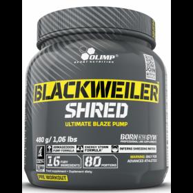 Olimp Blackweiler Shred - 480 g Pulver