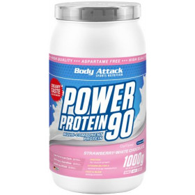 Body Attack Power Protein 90 - 1000g Dose