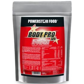 Powerstar Body Pro 124 Ei- und Sojaprotein - 1000 g