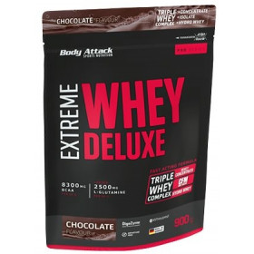 Body Attack Extreme Whey Deluxe - 900g