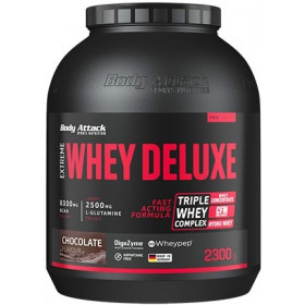 Body Attack Extreme Whey Deluxe - 2300g