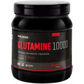 Body Attack Glutamine 10000 - 300 Maxi Caps