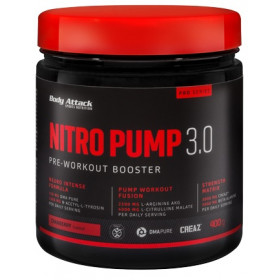 Body Attack Nitro Pump 3.0