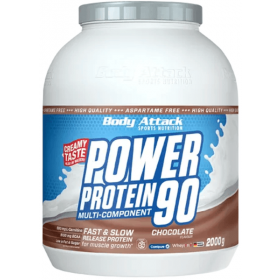 Body Attack Power Protein 90 - 2000g