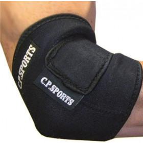 C.P. Sports Neopren Ellenbogen Stützbandage - 1 Stück