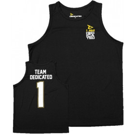 Dedicated Nutrition Basketball Tank Top