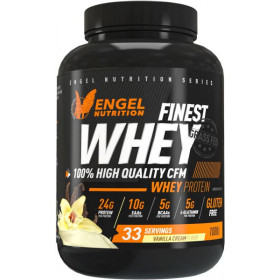 Engel Nutrition Finest Whey Protein - 1000g Dose