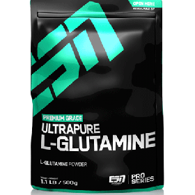 ESN Ultrapure L-Glutamin - 500g Beutel