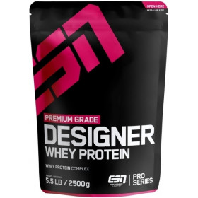 ESN Designer Whey Protein - 2500g Beutel