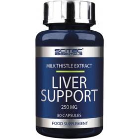 Scitec Nutrition Liver Support - 80 Kapseln