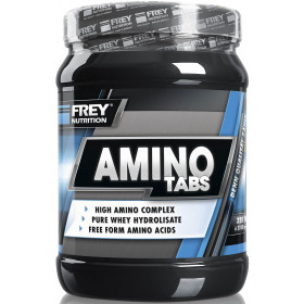 Frey Nutrition Amino Tabs - 325 Tabletten