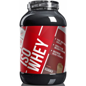 FREY NUTRITION Iso Whey - 2300g Dose
