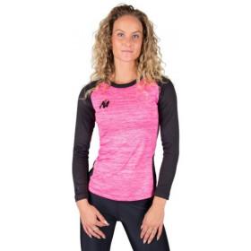 Gorilla Wear Mineola Longsleeve - Pink