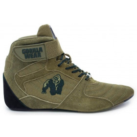 Gorilla Wear Perry High Tops Pro - Army Green